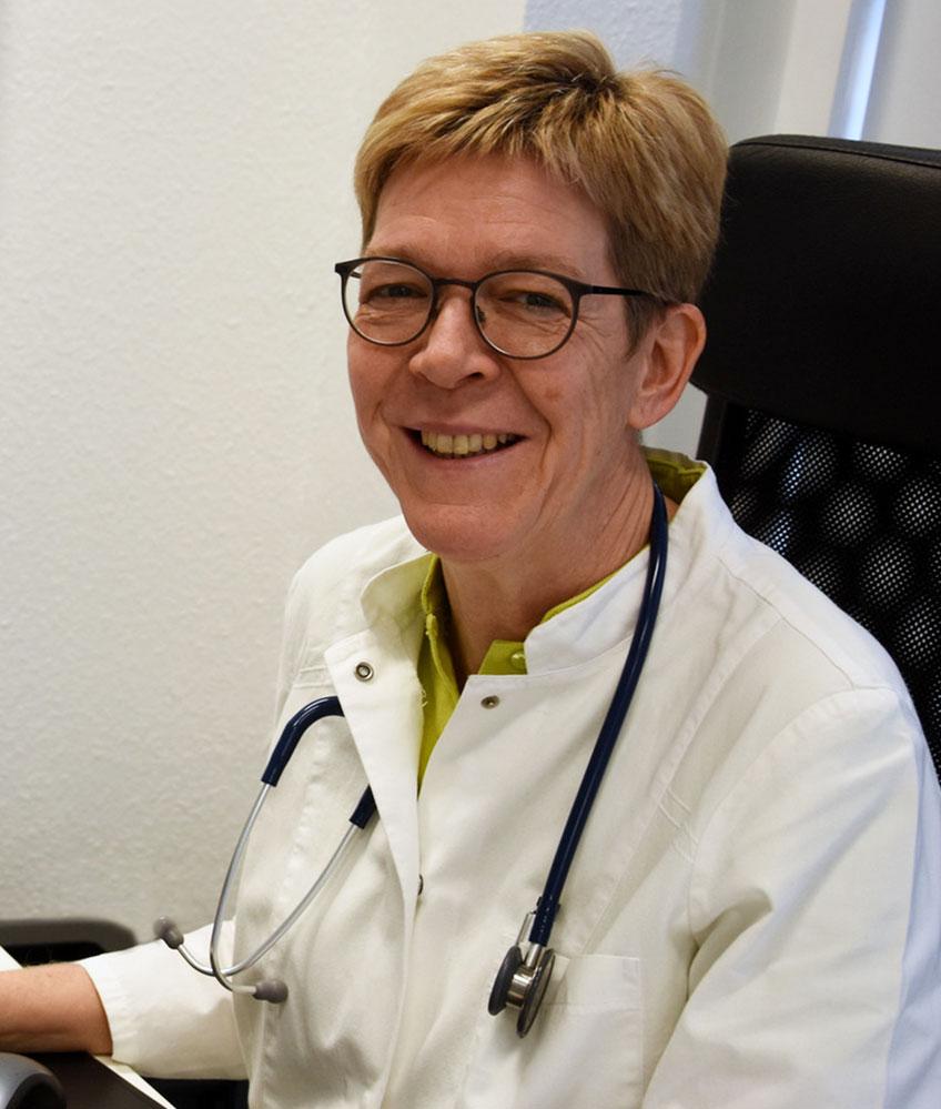 Hausarztpraxis Markt Warstein Dr. Carmen Beyer