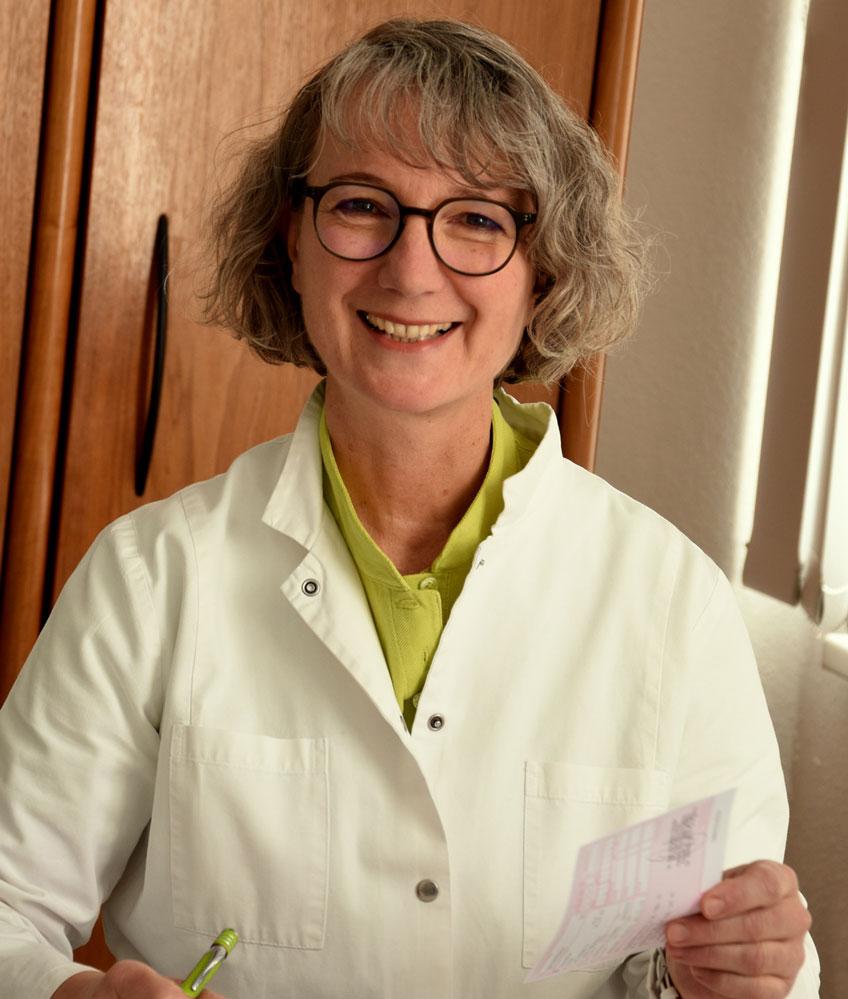 Hausarztpraxis Markt Warstein Dr. Margareta Sprissler
